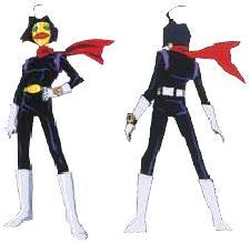 Favorite Anime/Manga Character of All Time? Medabot_-_Space_Medabotter_X